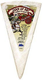 brie de luxe Joan of Arc Nutrition info