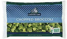 broccoli chopped Midwest Country Fare Nutrition info