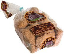 brown 'n serve french style wheat pistolettes Good Hearth Nutrition info