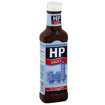 brown sauce the original Hp Nutrition info