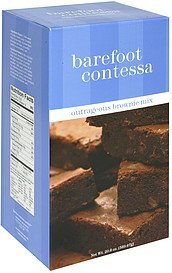 brownie mix outrageous Barefoot Contessa Nutrition info