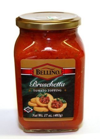 bruschetta tomato topping Bellino Nutrition info