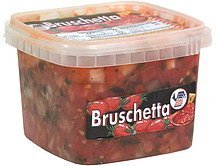 bruschetta Blue Ridge Farms Nutrition info