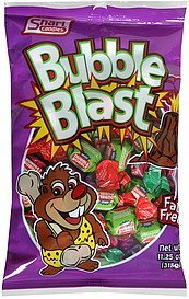 bubble blast Shari Candies Nutrition info