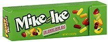 bubblegum fruit flavored Mike and Ike Nutrition info