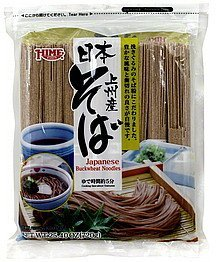 buckwheat noodles japanese Hime Nutrition info