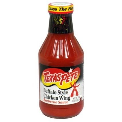 buffalo wing sauce Texas Pete Nutrition info