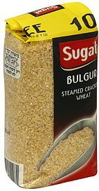 bulgur Sugat Nutrition info