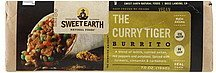 burrito the curry tiger Sweet Earth Nutrition info