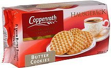 butter cookies Coppenrath Nutrition info