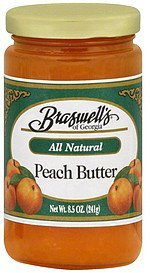 butter peach Braswells Nutrition info
