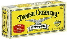 butter Danish Creamery Nutrition info
