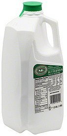 buttermilk cultured, lowfat, 1% milkfat Hunter Farms Nutrition info
