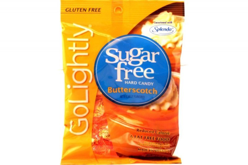 butterscotch candy sugar free GoLightly Nutrition info