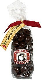 cabernet cherry dark chocolate Chukar Cherries Nutrition info