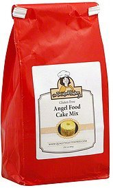 cake mix angel food The Twisted Bakery Nutrition info