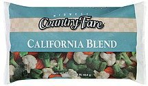 california blend Midwest Country Fare Nutrition info