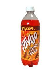 candy apple soda Faygo Nutrition info
