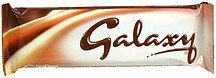 candy bar smooth and creamy milk chocolate Galaxy Nutrition info