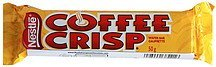 candy bar Coffee Crisp Nutrition info