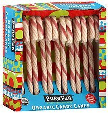 candy canes organic Pure Fun Nutrition info