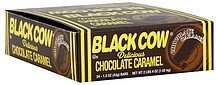 candy chocolate caramel Black Cow Nutrition info