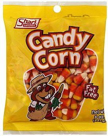 candy corn Shari Candies Nutrition info
