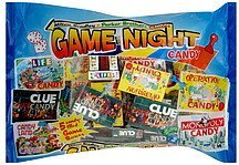 candy game night Frankford Candy & Chocolate Company Nutrition info