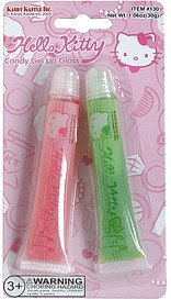 candy gel lip gloss hello kitty Kandy Kastle Inc. Nutrition info