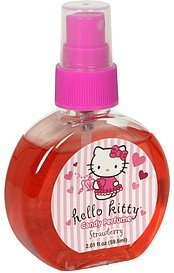 candy perfume assorted flavors, hello kitty Kandy Kastle Inc. Nutrition info