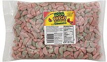 candy soft & chewy, watermelon Sour Patch Nutrition info
