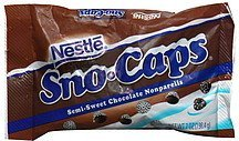 candy Sno-Caps Nutrition info