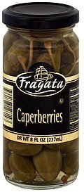caperberries Fragata Nutrition info