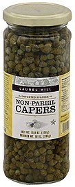 capers non-pareil Laurel Hill Nutrition info
