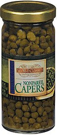 capers nonpareil World Classics Trading Company Nutrition info