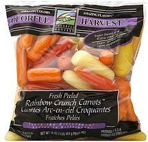 carrots rainbow crunch Colorful Harvest Nutrition info