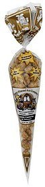 cashews mr. honeysalt Jonny Almond Nut Company Nutrition info