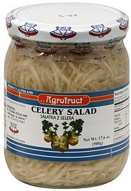 celery salad Agrofruct Nutrition info