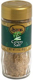 celery salt Astor Nutrition info