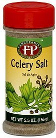 celery salt Fancy Pantry Nutrition info