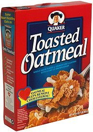 cereal brown sugar Toasted Oatmeal Nutrition info