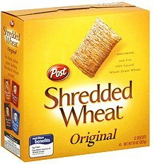 cereal original Shredded Wheat Nutrition info