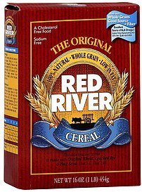 cereal the original Red River Nutrition info