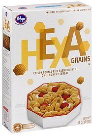 cereal Hexa Grains Nutrition info