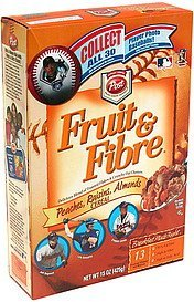 cereal Fruit & Fibre Nutrition info
