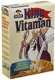 cereal King Vitaman Nutrition info