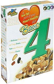 cereal Basic 4 Nutrition info