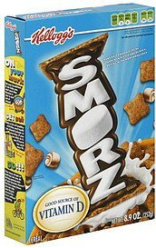 cereal Smorz Nutrition info