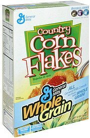 cereal Country Corn Flakes Nutrition info