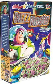 cereal Buzz Blasts Nutrition info